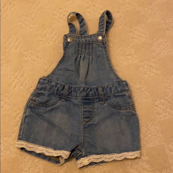 Children's Place Other - Overall Shorts